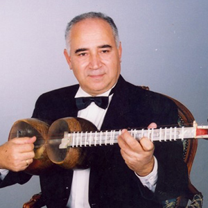 رامیز قلیاف - نوازنده تار آذربایجان